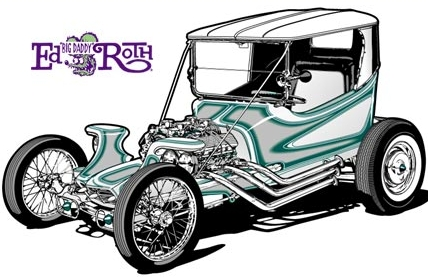 the ed roth outlaw