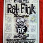 10th Annual Rat Fink Reunion Poster set/4