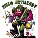 1/145th Field Artillery Kids T-Shirt
