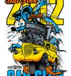 2012 Car Club T-Shirt