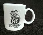 Black Rat Fink Mug