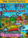 Rat Fink's Amazing Coloring Book