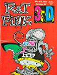 Rat Fink 3D Comic Book