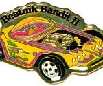 Beatnik Bandit II pin