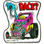 Race? pin
