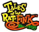 Tales of the Rat Fink Pin