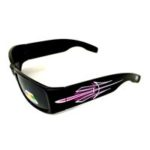Rat Fink Sunglasses Pink and white Eye Candy