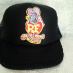 Pink Rat Fink Trucker Hat