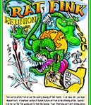 13th Annual RatFink Reunion 11x17