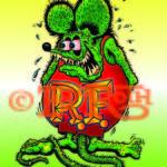 Rat Fink 2014 22x28