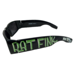 Rat Fink Black Sunglasses