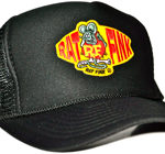 Rat Fink Oval Trucker Hat