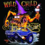 Wild Child 22x28