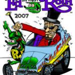 2007 Rat Fink's Car Club T-Shirt