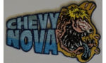 Chevy Nova patch