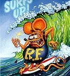 Surfs Up mini poster #5 6.5x8.25