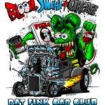 Blood Sweat & Grease Car Club 2011 T-Shirt