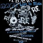 Rat Fink Collage- Wild Child, RF/eyeball T-Shirt