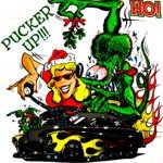 HO! HO! HO! Have a Fink Christmas! Front Design T-Shirt