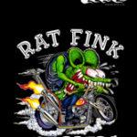 Rat Fink Choppers Long Sleeve