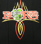 Ed Roth (EBDR) Pinstripe T-Shirt