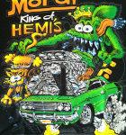 Mopar King of Hemi's T-Shirt (Black)