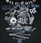 Collage Wild Child Rat Fink Kid's T-Shirt