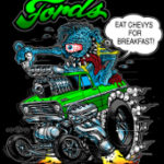Fords Eat Chevys T-Shirt