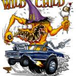 Wild Child #22 Kid's T-Shirt