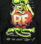 Rat Fink Long-Sleeve Shirt Back Design #57
