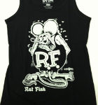 Rat Fink Ladies Tank Top