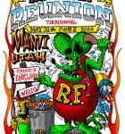 10th Annual 2012 Reunion T-Shirt