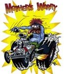 Mother's Worry w/ Yellow Design T-Shirt