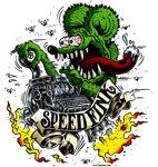 Speed Fink Kid's T-Shirt