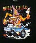 Wild Child Kid's T-Shirt