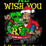 2016 We Wish You A Merry Christmas T-Shirt