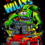 41 Willys T-Shirt