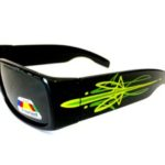 RF Sunglasses TOXIC OOZE Green Lime