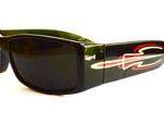 Rat Fink Sunglasses Red / Ivory