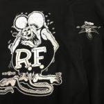 Rat Fink Sweatshirt B/W