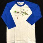 Rat Fink Baseball Trim Shirt (Blue)