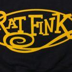 Ratfink Laser Cut Sign (Yellow)