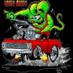 Heavy Chevy Black T-Shirt