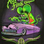 Rat Fink Kustom Merc T-Shirt