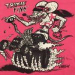Pink Trixie Fink V Neck