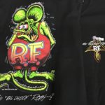 Rat Fink Sweatshirt Full Color