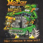 Mopar King of Hemi Charcoal Work Shirt