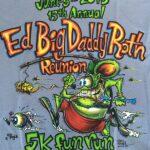 13th Annual Rat Fink Reunion 2015 Fun Run T-Shirt