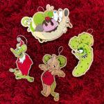 Assorted Rat Fink Handmade Ornaments