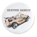 102 Beatnik Bandit Button (2.25